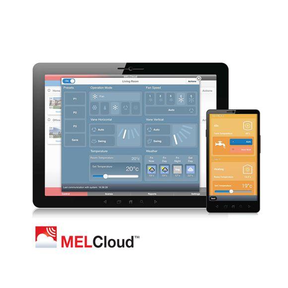 Aplikacja MELCloud